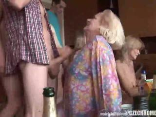 Tegar matang rumah pesta seks berkumpulan