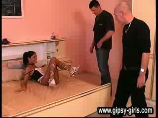 Навън doors модерен аматьори gipsy момичета gipsy-28