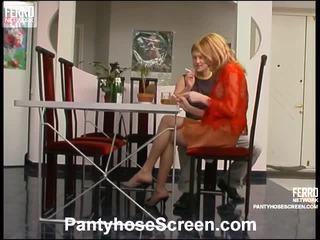 Ninette और bertram अच्छा hose चलचित्र कार्यकलाप