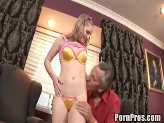 gammel ung sex, how to give her oral sex