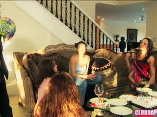 Very Must See Threesome Elexis Monroe Michelle Lay Sinn Sage