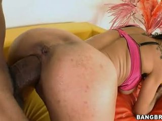 Burning sexy persia pele acquires sprayed with hawt ball batter after one mesum one on one