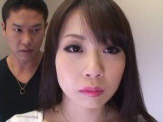 Asyano kapit-bahay wants upang magkantot