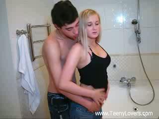 Schnecke lovers im die bath
