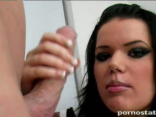 brunette, hardcore sex, dày