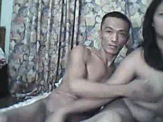 口交, 網絡攝像頭, 亞洲人