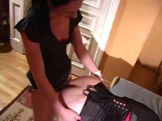 Strapon sissy - bigger dan yours