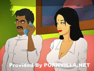 Savita bhabhi 1st וידאו עונה hindi פורנו הידי mallu telugu