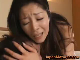 Ayane asakura मेच्यूर जपानीस महिला gets part1