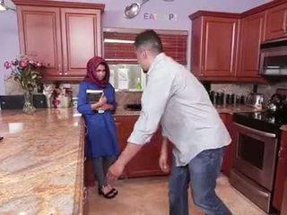 كبير الثدي في سن المراهقة ada gets filled مع بوضعه