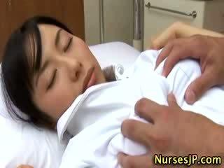 Hapon asyano nars apuhapin by kanya patient