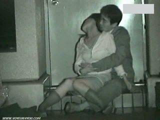 Jap מציצן מרגל מצלמת חבוי camera בחוץ ציבורי סקס couples אמת ראוריינטלי חובבן