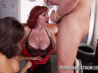 Tara holiday og sexy vanessa faen den mechanic