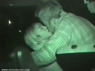 Infrared camera auto seks vol record