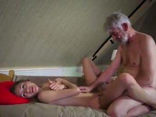 I vjetër dhe i ri qij: i vjetër qij i ri porno video 90
