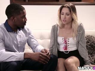 Groot zwart lul therapy in plaats daarvan van koppel therapy: porno 74
