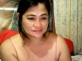 Filipina milf making mij sperma