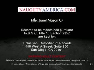 Redheaded 熟女 janet mason seduces 彼女の son's 若い 友人 - いたずらな america