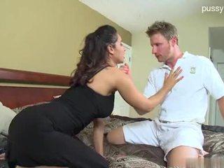 Natural tits asshole squirting