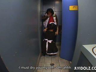 japonijos, tualetas, azijos