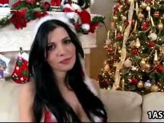 Chrismass may rebeca linares at abella anderson