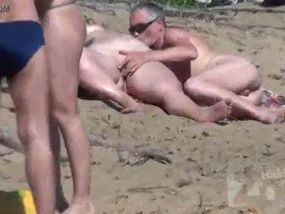 Bogel pantai pengintip/voyeur