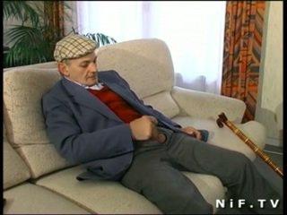 Frances papy voieur fucks o gras negru fata