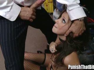 patrão, escritório, punido