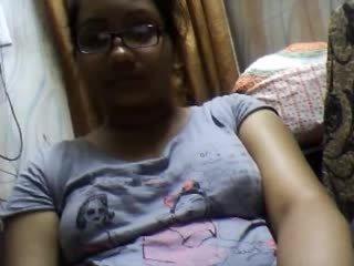 Bangla desi dhaka dievča sumia na webkamera
