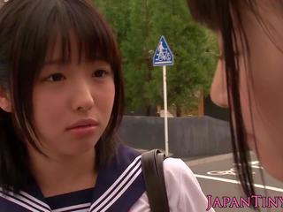 Gözel ýapon schoolgirls fuck in hajathana: mugt porno 7a