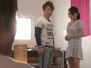 Bigtitted nymph sora aoi has ju moth a mound fucked!