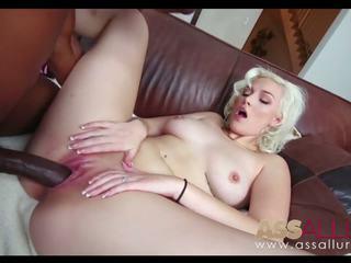 interraciale, blond, jenna ivory