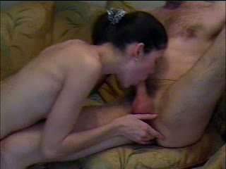 Licking dzimumloceklis ar passion video