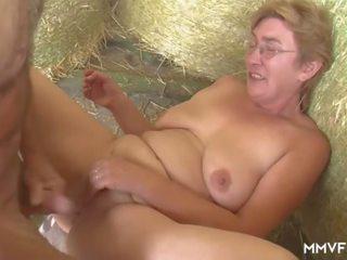 Buclatý farmer němec babičky, volný buclatý babičky porno video