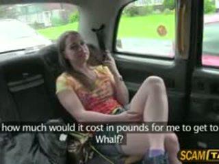 มีอารมณ์ olga rides a cab และ gets ระยำ
