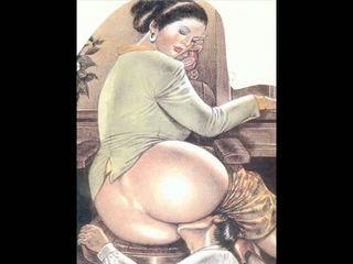 karikatūros, bdsm art