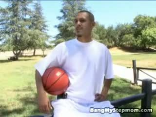 Janet mason rammed von youthful b ball thug