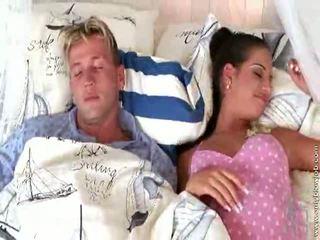Durmiendo sexo