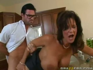 Deauxma getting dilatih on her twat at the pawon