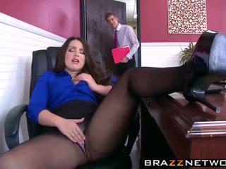 Stor butty sjef lola wants til være knullet som en hore hun