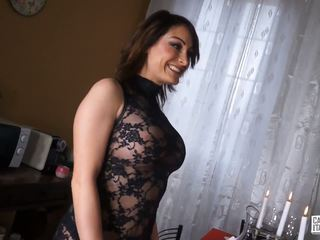 Castingallaitaliana - Squirting Babe During Anal in.