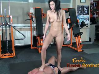 fetish këmbë, masturbim, femdom
