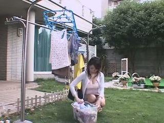 Miki sato moeder in wet deel 1