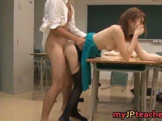 Ai haneda सेक्सी जपानीस टीचर has सेक्स