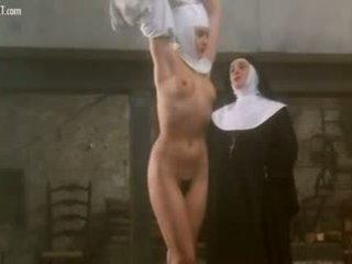 Eva grimaldi kails no la monaca nel peccato