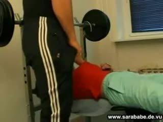 जर्मन जिम सेक्स