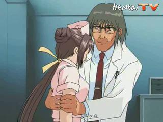 Manga bác sĩ uses của anh ấy oustanding tool