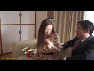 Ooba yui sekretárka súložiť ju šéf 2