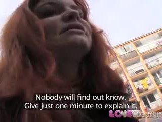 reality, anal sex, redhead