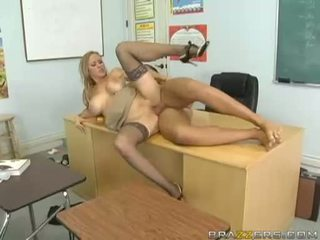 Breasty Abby Rode Acquires Her Tiny Pussy Nailed Hard And Takes Impure Cumblast